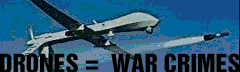 Drones are a Crime Against Humanity