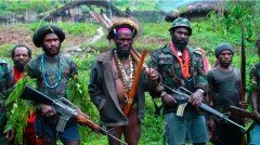West Papuan Freedom Fighters