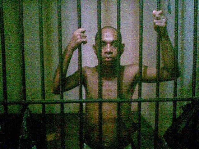 Political Prison Break: Manokwari