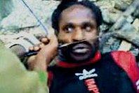 Papua torture