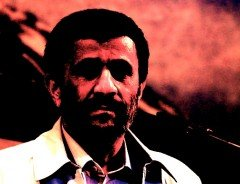 President of Iran Mahmoud Ahmadinejad