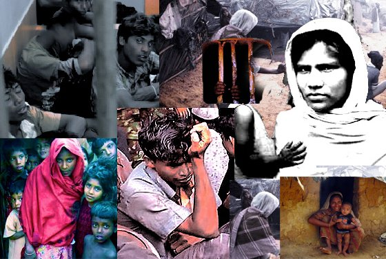 Rohingya Death Limbo