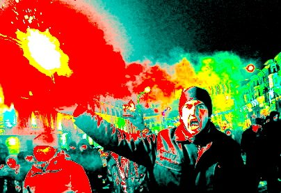 Who Bombed Belarus..?