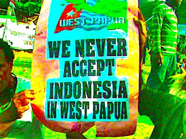 Thousands of Papuans Rally to Demand Referendum