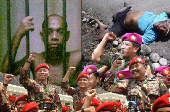 Amnesty International: Continuing Violations of Human Rights in Indonesia