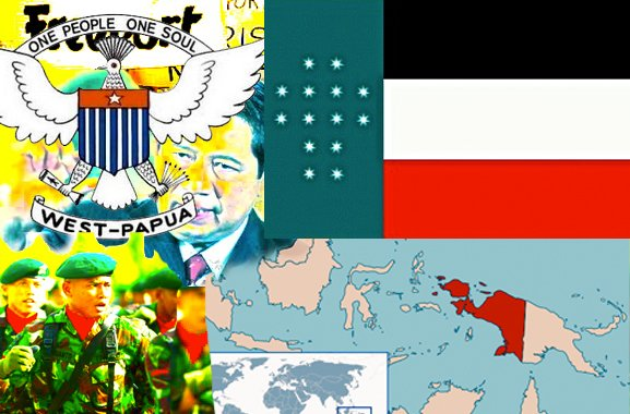 West Papua: 5 Students Charged with Subversion for Raising 14-Star Flag