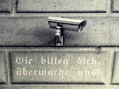 surveillance art