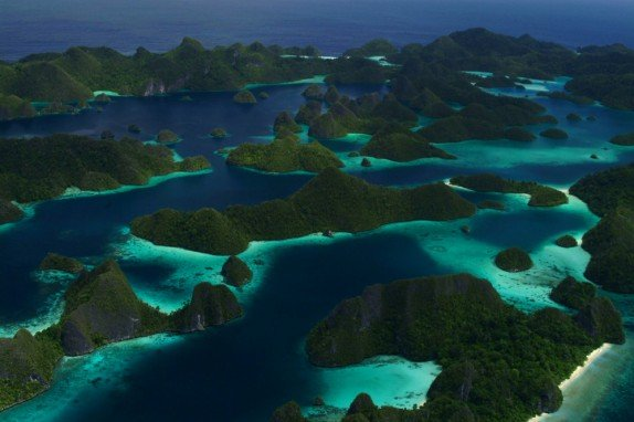 One of Australia's richest men destroying Coral sea paradise in West Papua
