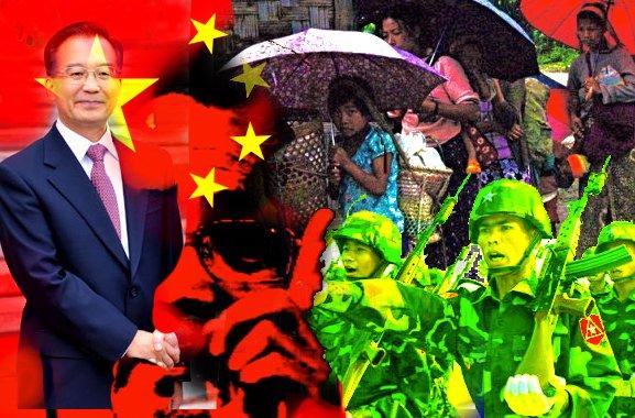 China's Kachin Crime