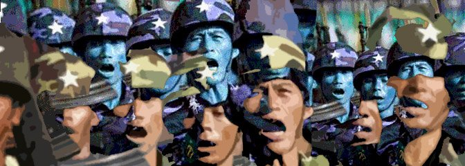 HRW: Burmese Army Committing Abuses in Kachin State