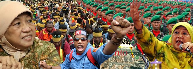 Freeport Pays $14 Million for Hired Thugs to Put Down Papuan Uprising