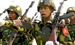 China transports Burmese troops inside its border to fight KIA