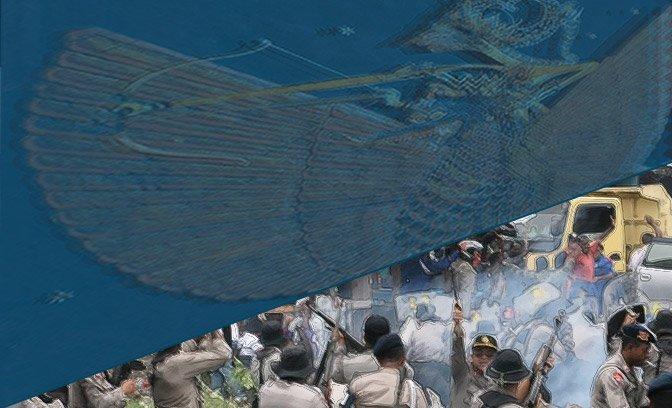 West Papua – Behind the Batik Curtain