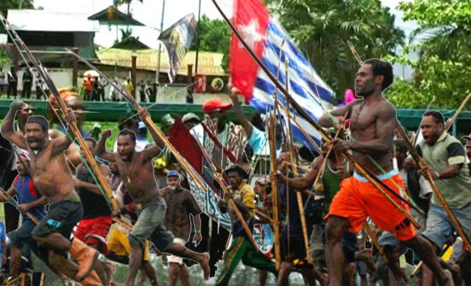 3,000 Papuans Gather in Jayapura for Pro-Independence Rally