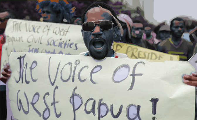 Papua_protest_voice_of_west_papua