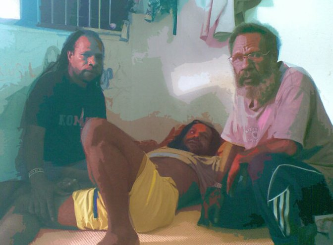 Papuan Prisoners In Need of Medical Treatment for Stroke