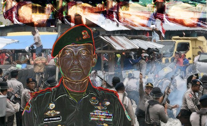 Unconfirmed reports of imminent major security crackdown in West Papua