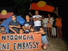 Noongar Protestors Make Stand Against Proposed Land Grab