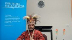 Benny Wenda's statement to International Parliamentarians for West Papua