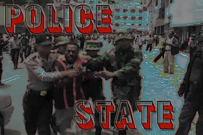 Reports of 3 Foreigners arrested in Fak-fak, West Papua