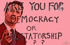 "Cameron's Asian Confusion: ""Are You For Democracy Or Dictatorship???"""