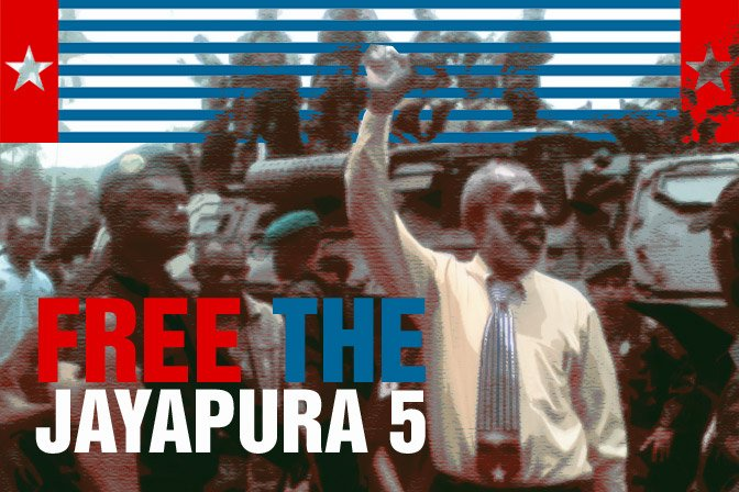 West Papua: Lawyers to appeal the sentence of the Jayapura 5