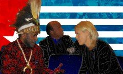 Conference of International Lawyers for West Papua in Den Haag