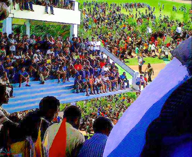Occupy PNG Takes On Government (And Wins!)