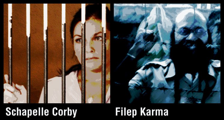 Schapelle Corby vs Filep Karma