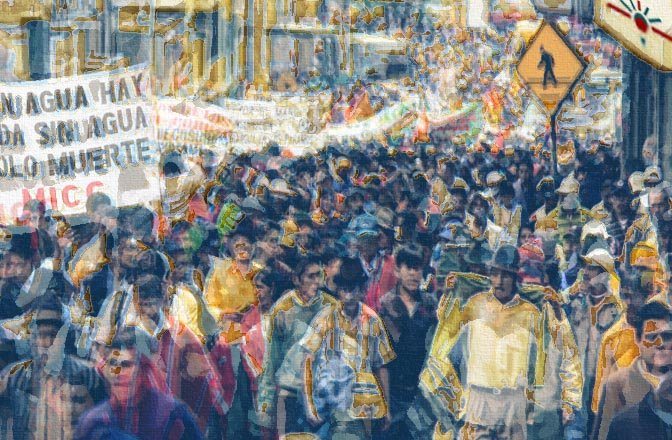 Indigenous Activists Battle Governments in Latin America