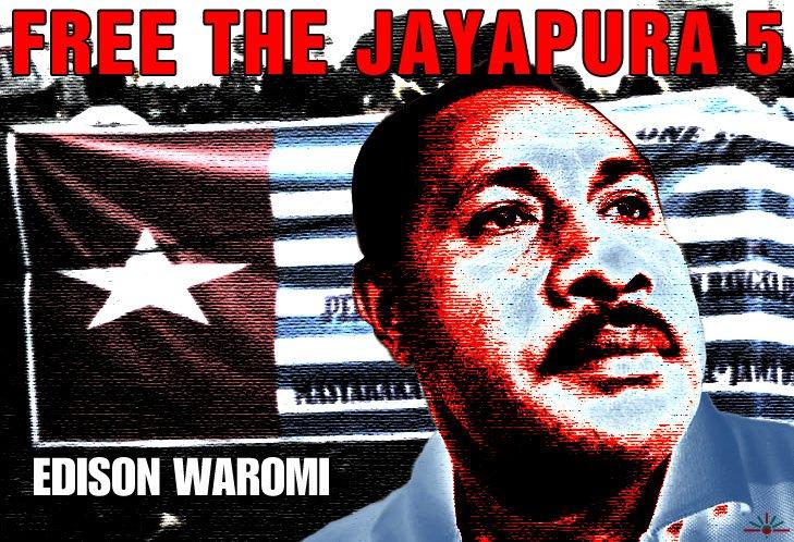 Indonesia must attend to the health of imprisoned Jayapura 5