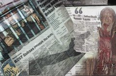 "Indonesia colonial media in Papua exposed as ""Fake Journalism"""
