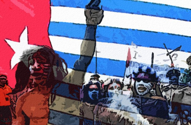 papua_flag_protest