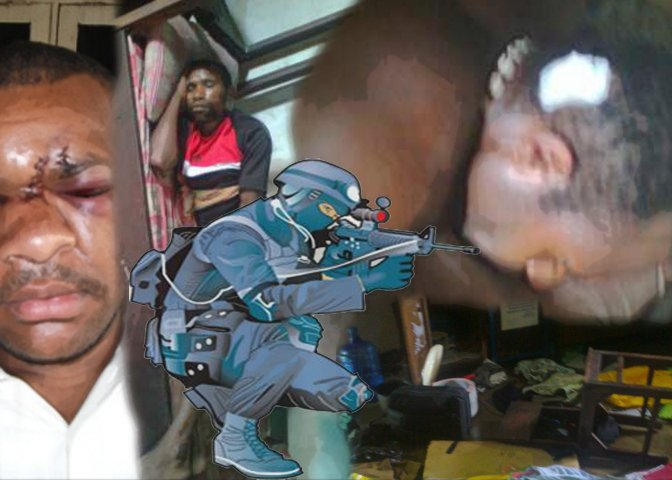 Indonesian Police Torture Students After Brutal Police Attack on Papuan University