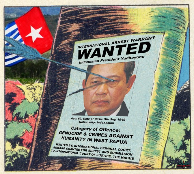 The Tyrant Who Came To Tea – Yudhoyono In The UK
