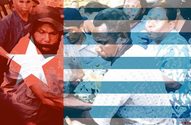 Police Forcibly Prevent Commemoration of 3rd Papuan Congress Brutality, Ban Free Speech