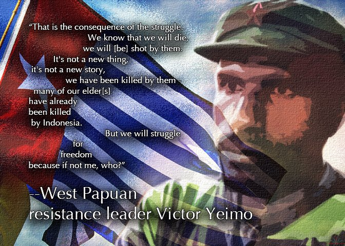 Indonesia Amps Up Campaign of Terror Against The People of West Papua