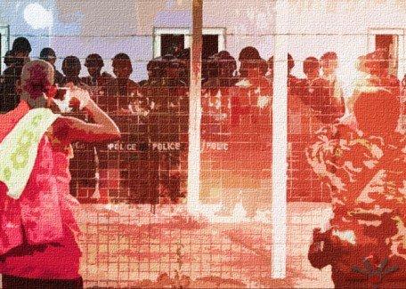 Burma_mine_protest_2