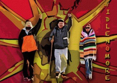 idlenomore-young-protestors