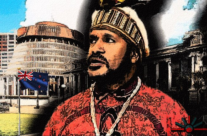 West Papuan Independence Leader Blocked from NZ Parliament