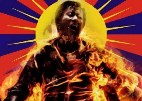 Self_Immolation_Tibet_Art