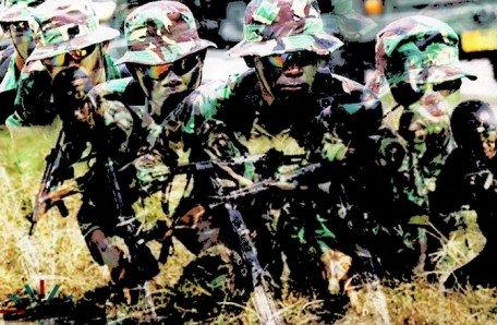 Indonesia_Military_Kopassus_Papua
