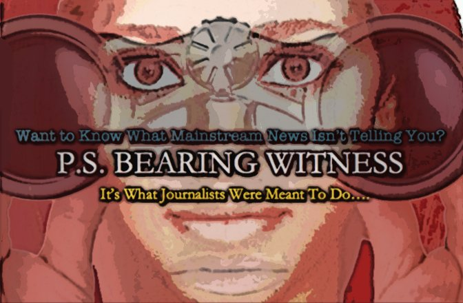 Public Servants Bearing Witness Vol. 3