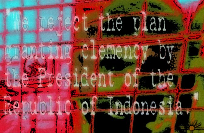 Papuan Political Prisoners Reject Indo Government's Amnesty Offer