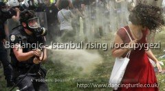 Başlangiç (The Beginning)- Istanbul Rising #occupygezi