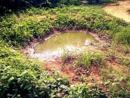 mass grave Cambodia