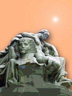 Allegorical statue of the continent_of_Africa_by_Daniel_Chester_CC