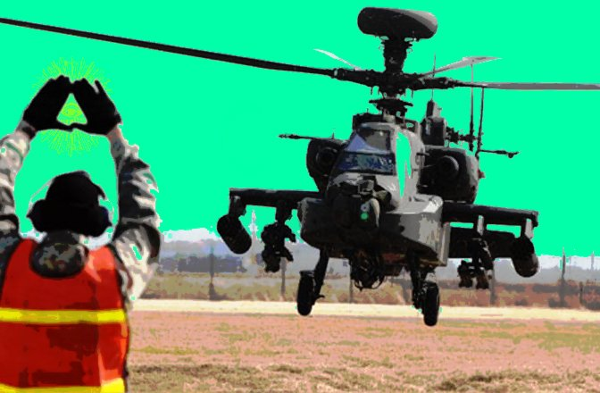 Arming Indonesia: U.S. to sell Apache helicopters