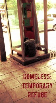 Poverty concealed by the passionate facade