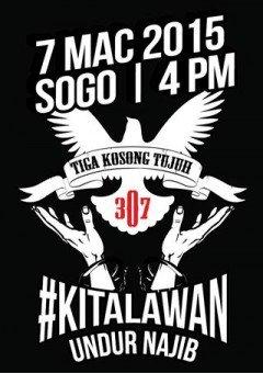 #KitaLawan – Young Malaysians Demand Social Justice and Change